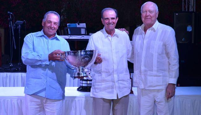 Jamie Niven Sugar golf tournament Casa de Campo