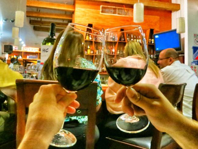 wine Casa de Campo