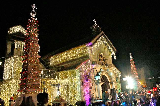 Christmas Altos de Chavon