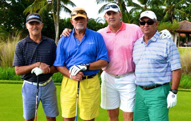 Fundacion MIR Casa de Campo golf