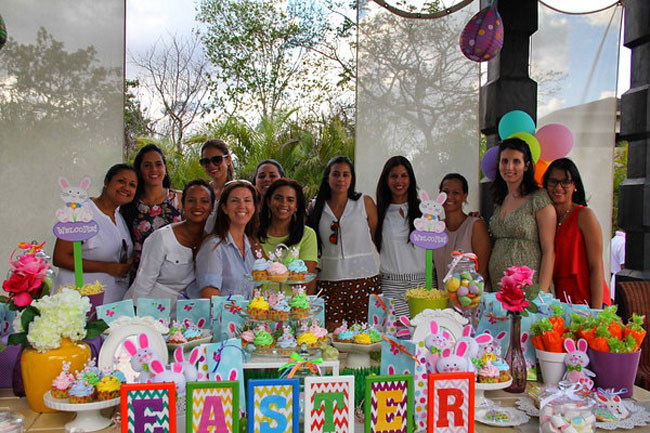 Easter Egg Hunt Casa de Campo