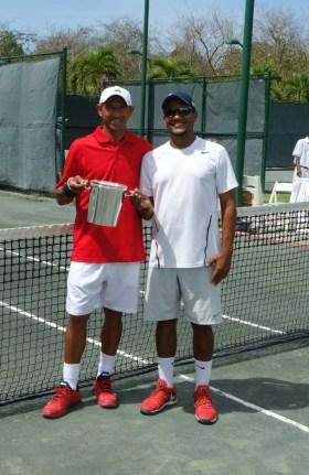 Interclub Tennis Vertical