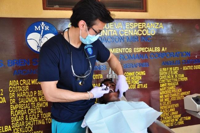 Operativo dental MIR 2015 7-X2