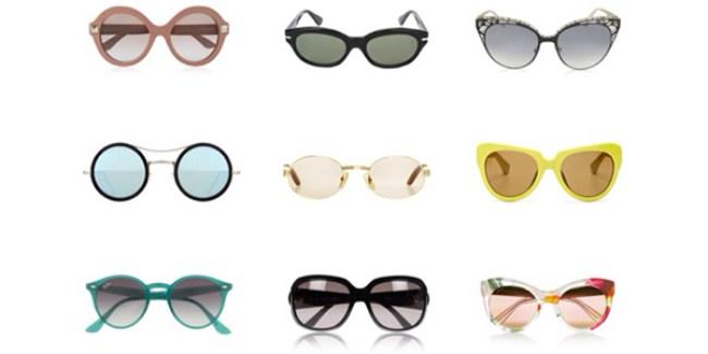Gafas para cara cuadrada