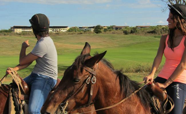 Horseback Riding in Chavón