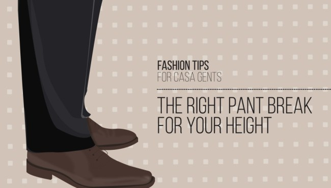 Fashion Tips For Casa Gents