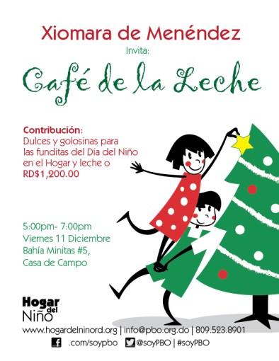 Café de la Leche Dec 2015