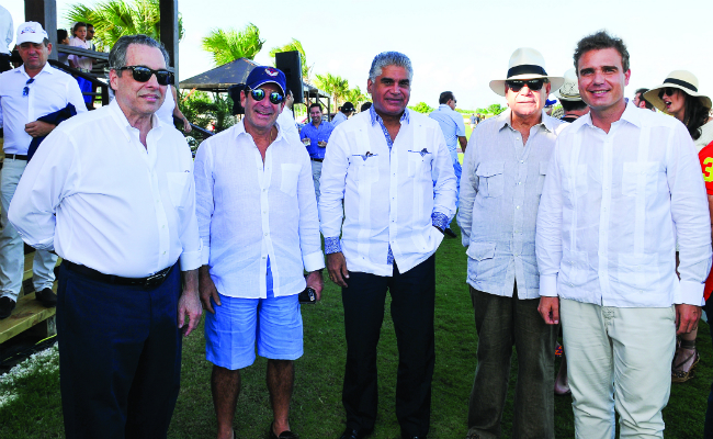 DR Polo Challenge 2016 Inauguration Ceremony