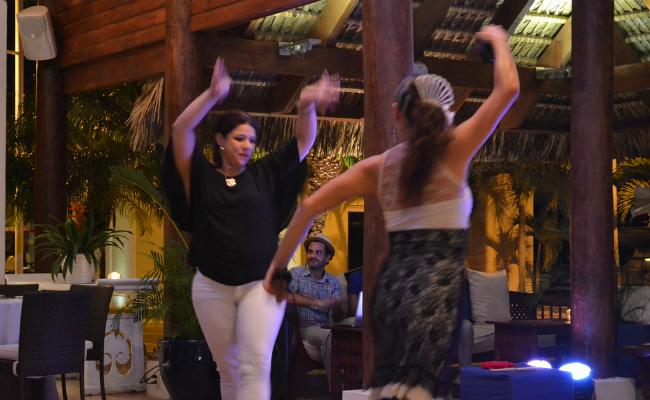 La Casita Flamenco Dancing