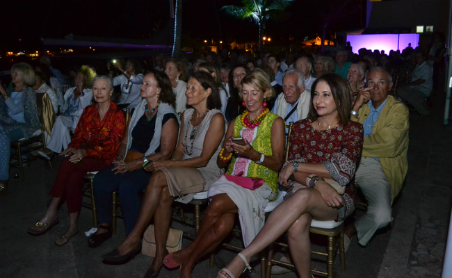 Attendees - 100 Years of Sinatra