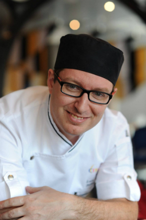 Chef Luca Banfi