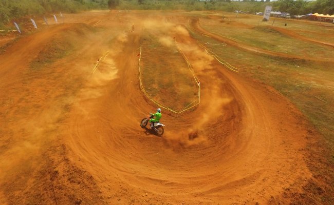 New Motocross Track TODO1