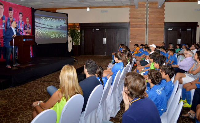 Parents and Kids at FCBEscola