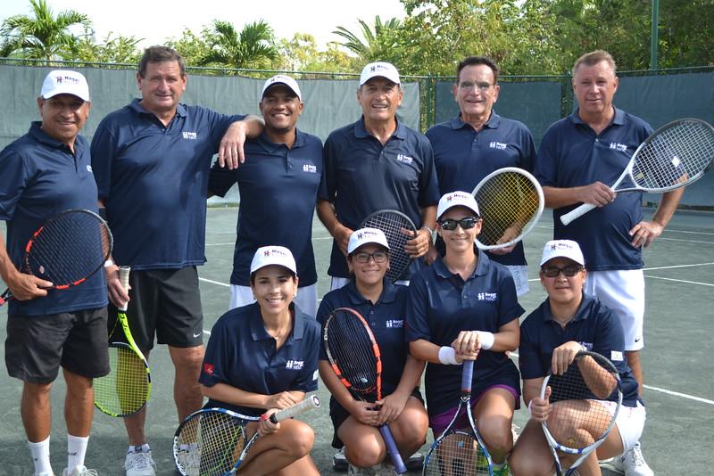 Tennis Tournament Hogar del Niño