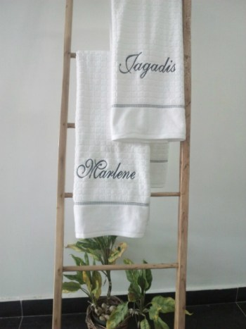Embroidered Towells Boutique de Bordado Mother's Day