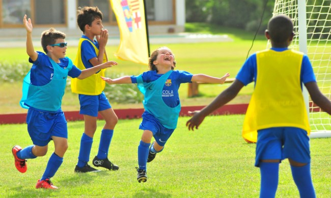 Featured Image FCBEscola Summer Camp 2016