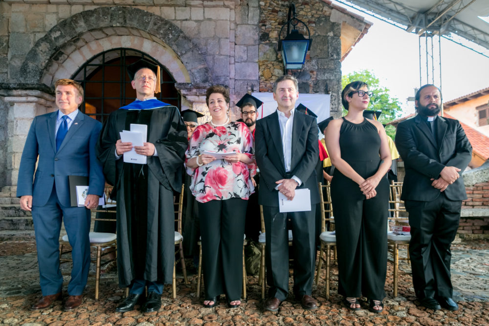 Altos de Chavón School of Design Graduation 2016