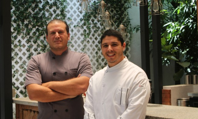 Giancarlo Bonarelli & Steve Provost