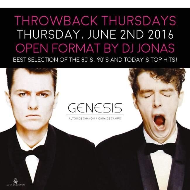 Throwback Thursday June 2