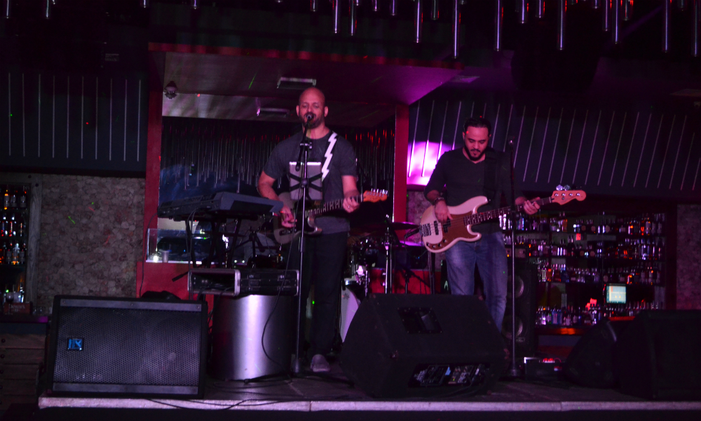 Band Genesis Nightclub The Police Concert