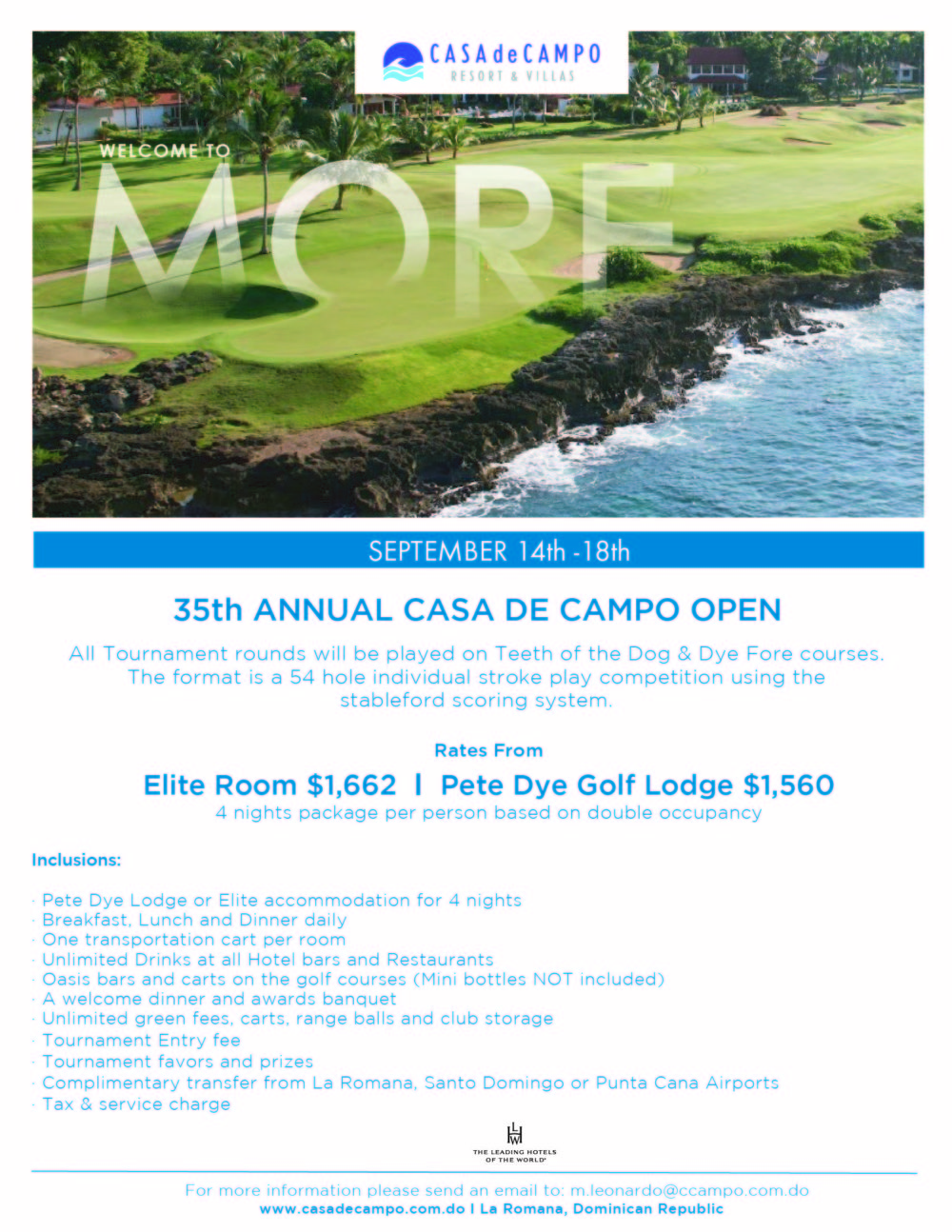 Casa de Campo Open 2016