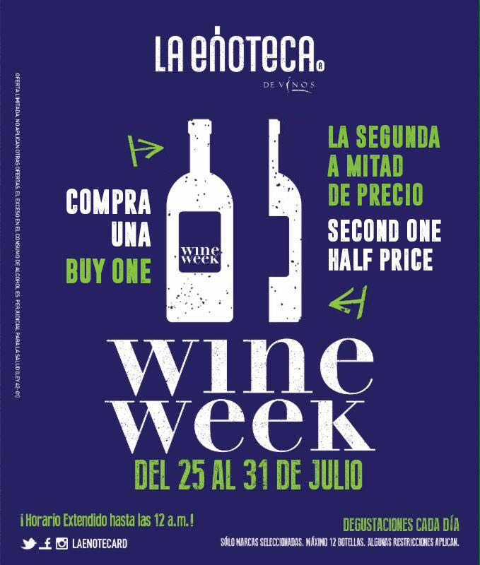 Flyer Wine Week