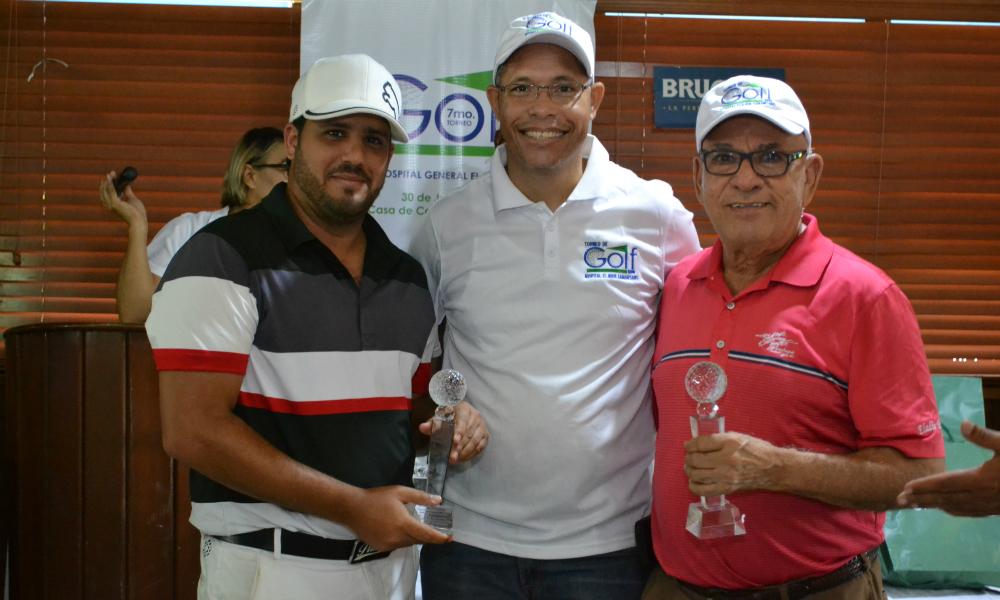 Buen Samaritano Golf 5