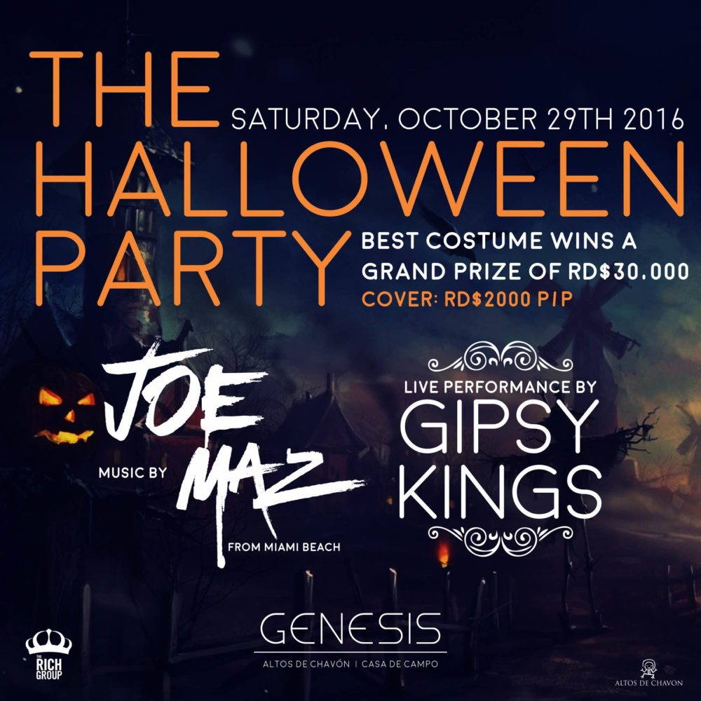 Halloween Party Genesis
