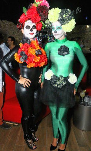 Genesis Nightclub Halloween Party 2016