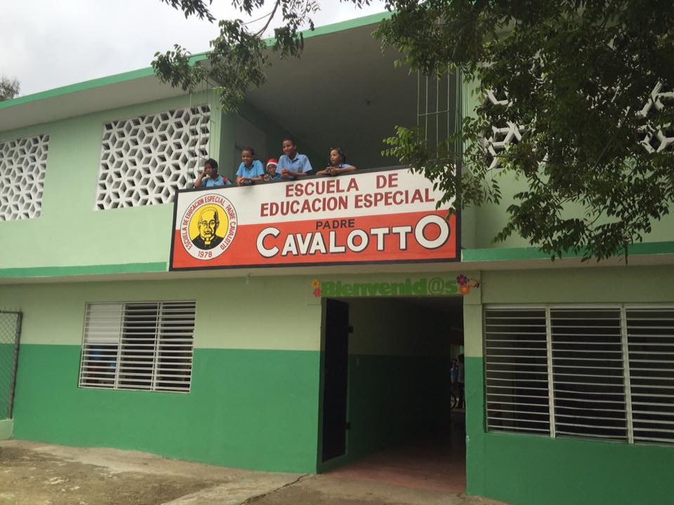 Father Sebastian Cavalotto School