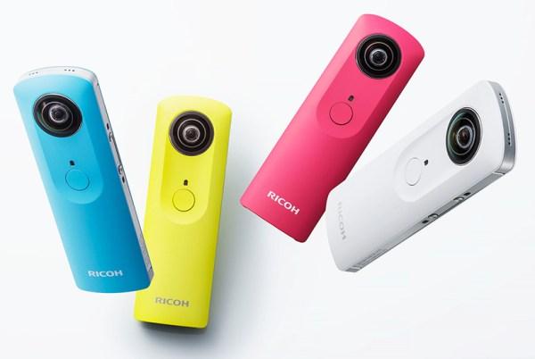Ricoh Theta Camera