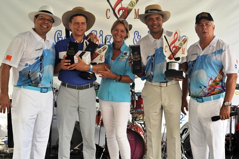 Golf, Cigar and Music tournament