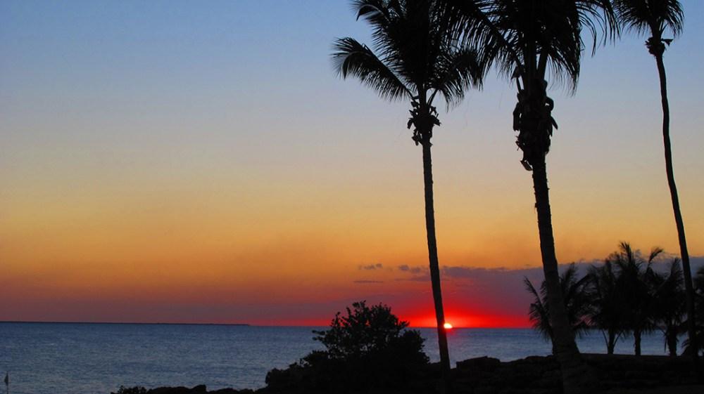 Casa de Campo sunset