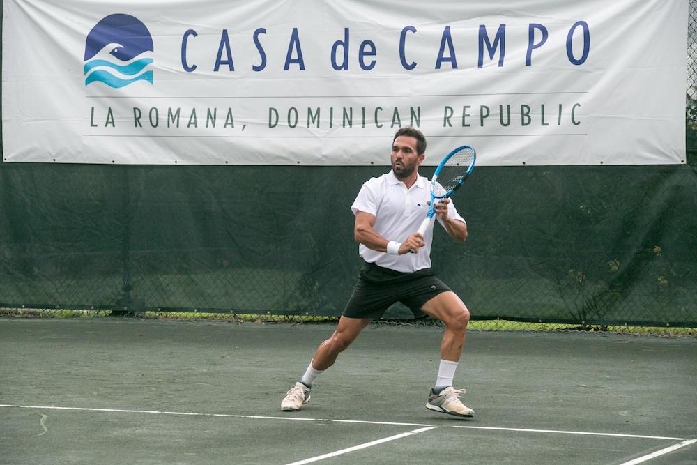 Nicolas Almagro vs. Victor Estrella, Casa de Campo