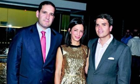Jose Antonio Alvarez Hijo Carolina Azqueta y Aleco Azqueta Fanjul