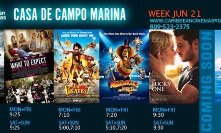 Marina Movies and Times