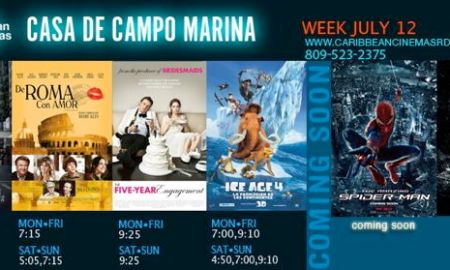 Marina CDC Movies and Times