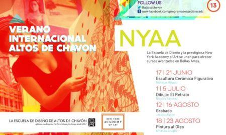 verano internacional escuela chavon