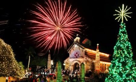 Christmas in Altos de Chavon