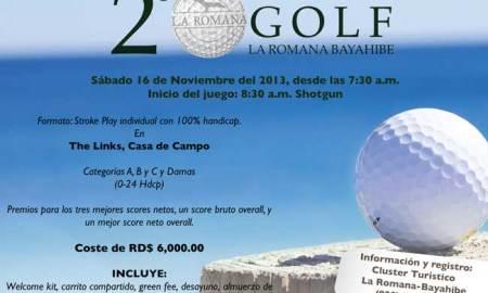 La Romana Bayahibe golf tournament