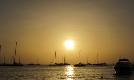sunset bayahibe