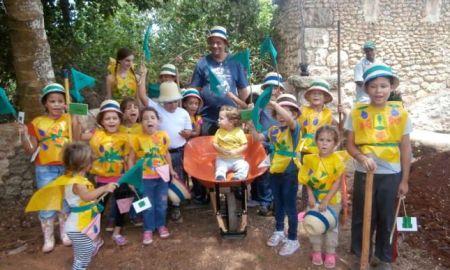 Altos de Chavon museum summer camp