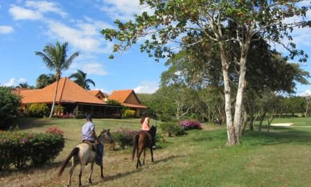 horseback riding Casa de Campo