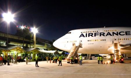 AirFrance La Romana Airport_1