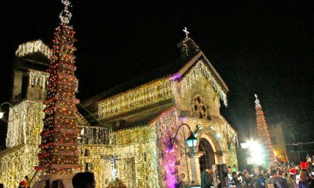 Christmas Altos de Chavon