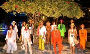 fashion show Altos de Chavon