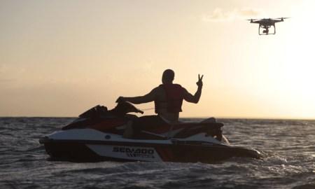 Vin Diesel Minitas Beach