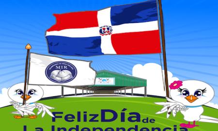 FUNDACION MIR dia de independencia republica dominicana