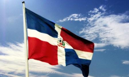 Republica Dominicana bandera