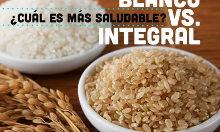 Arroz Blanvo vs. Integral